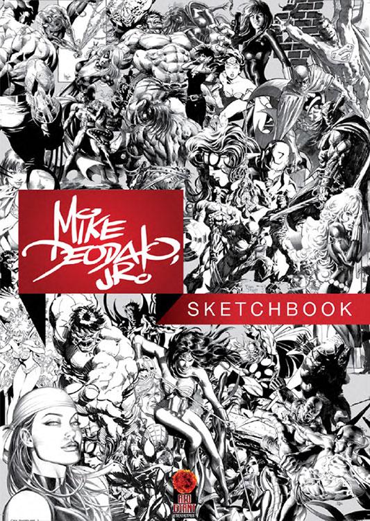 MikeDeodatoJrSketchbook