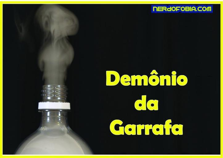 demonio da garrafa