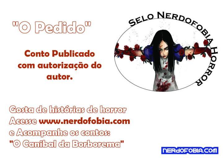 Selo nerdofobia horror #1