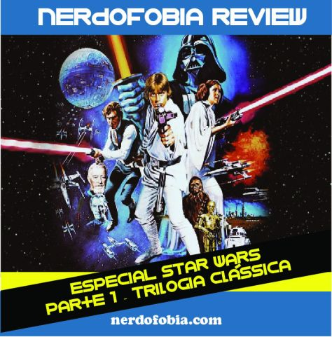 espelho nerdofobiacast Star Wars