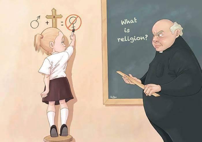 religião e o homem