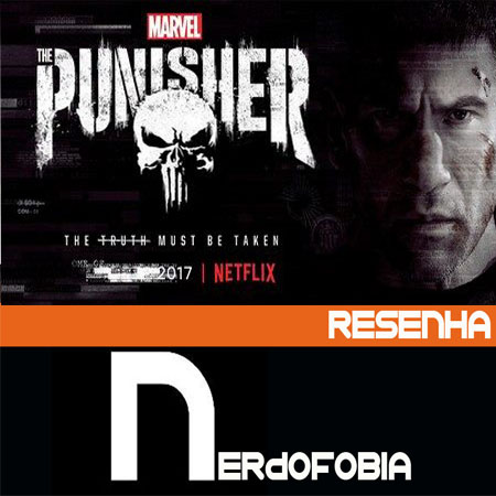 punisher post do tema novo nerdofo