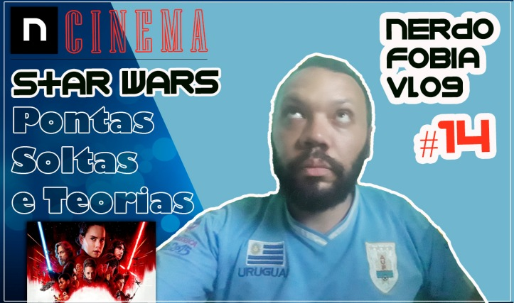 nerdo vlog 14 star wars